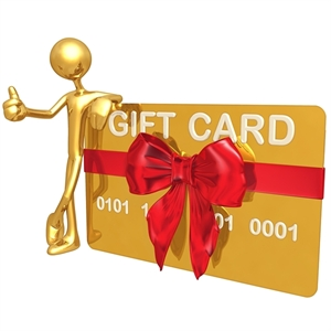 Picture of 6 Pack Gift Card